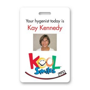 "Photo ID Badge (2""x3"")"