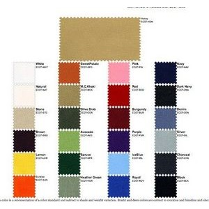 Environmentally Friendly Certified Eco-Twill Fabric