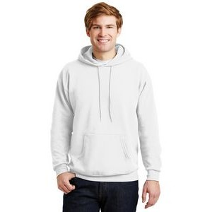 Hanes® Men's EcoSmart® Pullover Hooded Sweatshirt