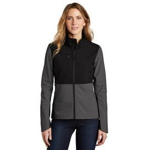 The North Face® Ladies Castle Rock Soft Shell Jacket