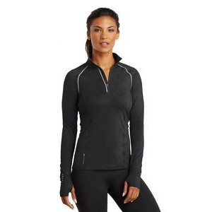 OGIO® ENDURANCE Ladies' Nexus 1/4-Zip Pullover Shirt