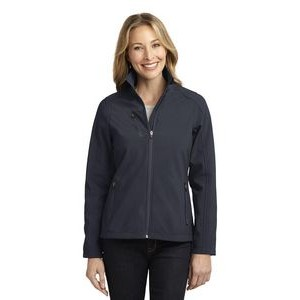 Port Authority® Ladies' Welded Soft Shell Jacket