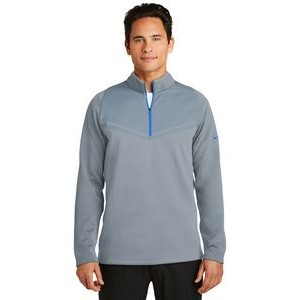 Nike Golf Men's Therma-FIT Hypervis 1/2-Zip Cover Up Jacket