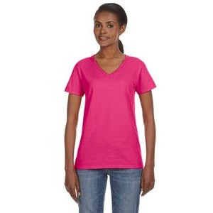Anvil / Cotton Deluxe Ladies' Lightweight V-Neck T-Shirt