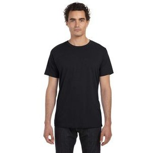 Canvas Unisex Poly-Cotton Short-Sleeve T-Shirt