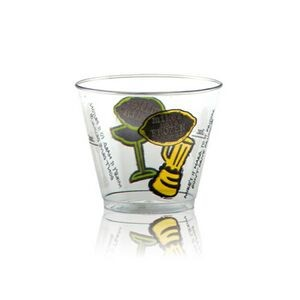 5 oz Clear Hard Plastic Rocks Cup - Hi-Speed