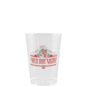 7 oz Clear Hard Plastic Cup - Hi-Speed