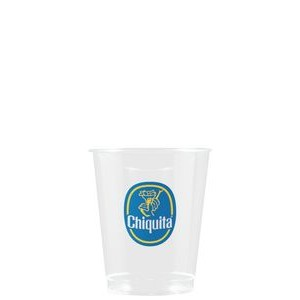 5 oz Clear Hard Plastic Cup - Hi-Speed