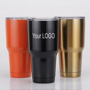 30 Oz. Vacuum Insulate Stainless Steel Tumbler