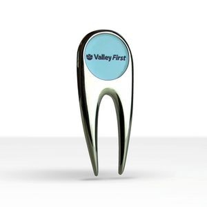 Smoothed Stock Golf Divot Tool (3 Day)