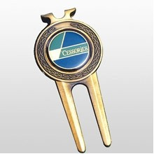 Ball Marker w/ Money Clip