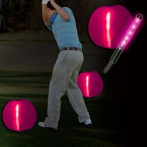 Pink Tee Box Markers - 2 Pack