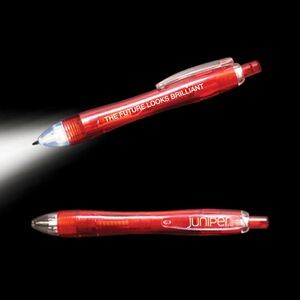 "5"" Red LED ""Ultimate"" Lighted Pen"