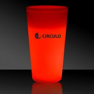 12 Oz. Red Glow Cup