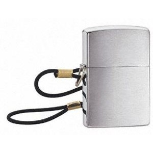 Zippo® Loss Proof Lighter w/Loop & Lanyard