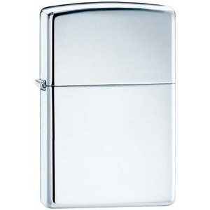 Zippo® High Polished Chrome Lighter