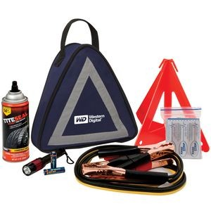 Triangle Bag Standard Highway Safety Kit (30 pieces)