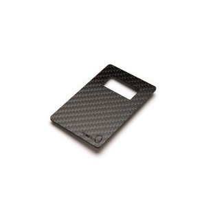 Leverage Carbon Fiber Bottle Opener