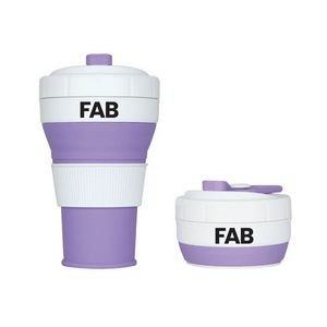 450ml Collapsible Coffee Cup