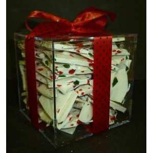 Creamy Peppermint Crunch Gift Cube
