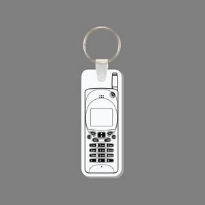Key Ring & Punch Tag - Nokia Cell Phone