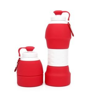 Portable Collapsible Water Bottle