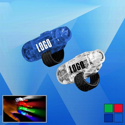 Finger LED Flashlight