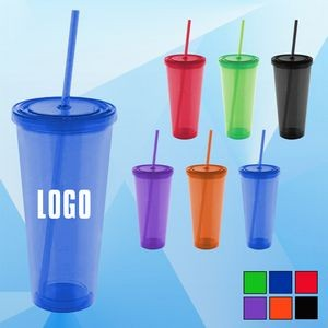 20oz Glacier Double Wall Tumbler/Cup