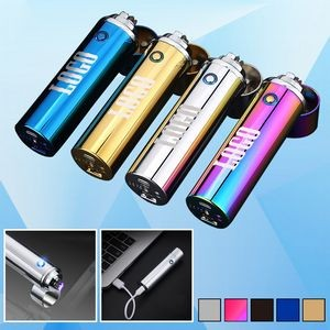 Six Arc Lighter with USB Charger