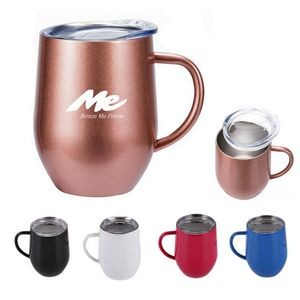 12oz Vacuum Insulated Coffee Mug