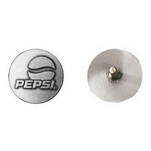 "3/4"" Nickel Silver Magnetic Back Ball Marker"