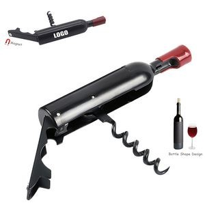 Magnetic Wine Bottle Corkscrew