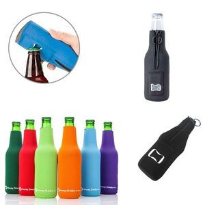 Bottle Coolers with Opener
