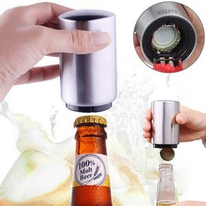 Stainless Steel Beer Automatic Bottle Opener