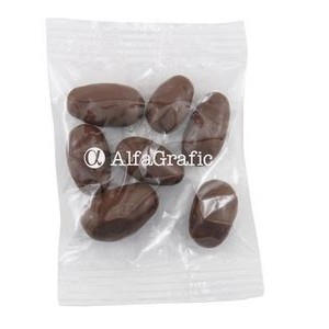 Snack Bag w/Chocolate Almonds