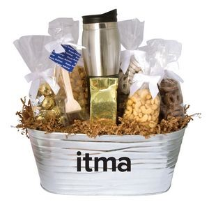 Warm & Cozy Gift Tub