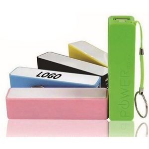 Keychain & Led Portable Power Bank