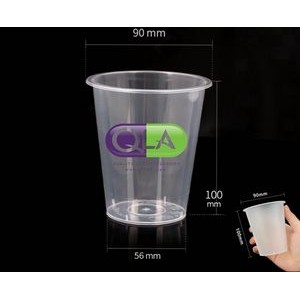 12 OZ Custom Plastic Injection Cup