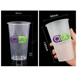 16 OZ Custom Plastic Injection Cup