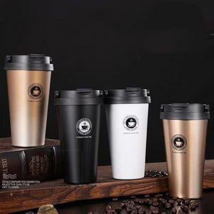 12Oz. Stainless Steel Insulated Travel Mugs