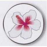 Hibiscus Stock Ball Markers