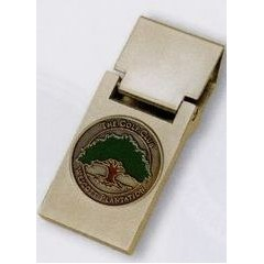 Royal Fold Magnetic Money Clip w/ Ball Marker