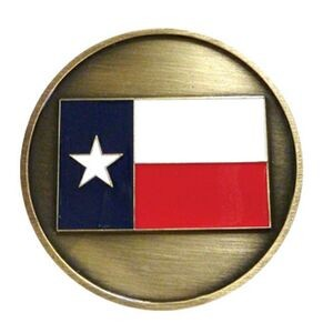 Stock Ball Markers (Texas Flag)