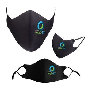 Full Color Adjustable Sport Face Mask