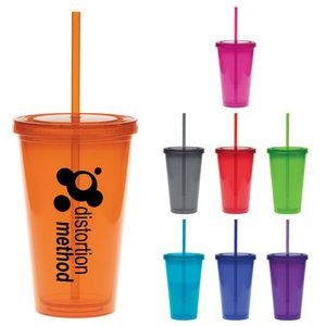 16 Oz. Color Carnival Cup