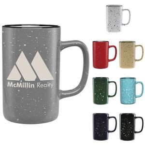 18 Oz. Deep Etched Tall Camper Mug Collection