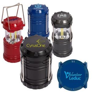 Mini COB Camping Lantern-Style Flashlight