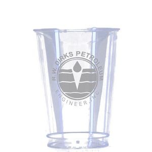 7 Oz. Tumbler Cup - Clear & Classic Crystal® Cups - High Lines