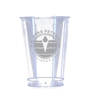 7 Oz. Tumbler - Clear & Classic Crystal� Cups - The 500 Line