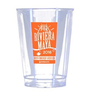 10 Oz. Tumbler Cup - Clear & Classic Crystal® Cups - High Lines